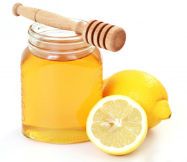 лимон и мед против кашля