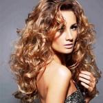 модный карвинг волос