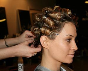 как делается карвинг волос
