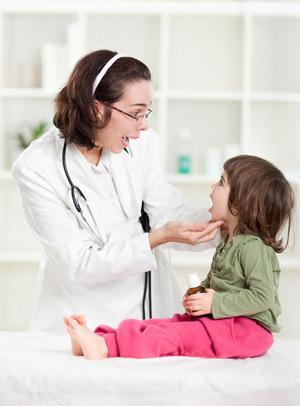 лечение ларингита у детей до года