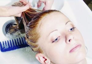 тонирование волос