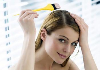 как делать тонирование волос