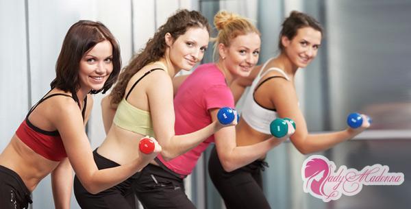 если вы только начинаете, отложите силовые упражнения на потом