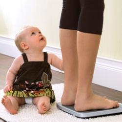 как сбросить вес и похудеть кормящей маме