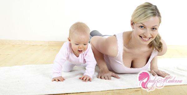 как помочь маме похудеть