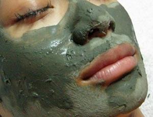 зеленая глина для здоровья кожи лица