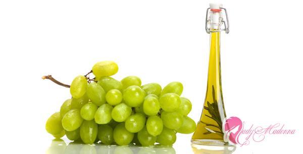сегодня поговорим о пользе виноградного масла