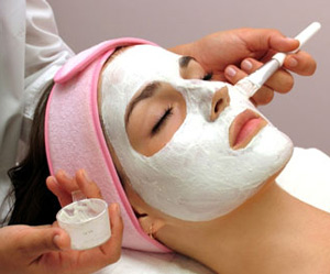 маска-пилинг для лица