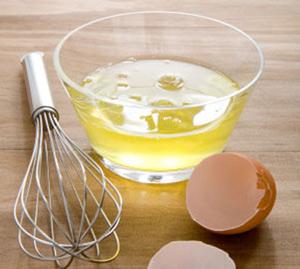 яичный белок для роста ресниц