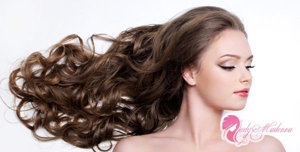 натуральные средства для укрепления волос