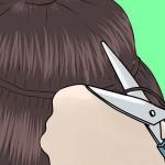 наращивание трессами пошаговая инструкция - шаг 14