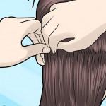 наращивание трессами пошаговая инструкция - шаг 4