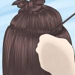 наращивание трессами пошаговая инструкция - шаг 5