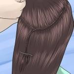 наращивание трессами пошаговая инструкция - шаг 6