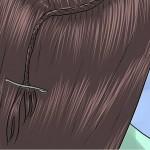 наращивание трессами пошаговая инструкция - шаг 7