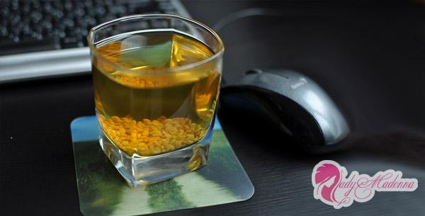 желтый египетский чай
