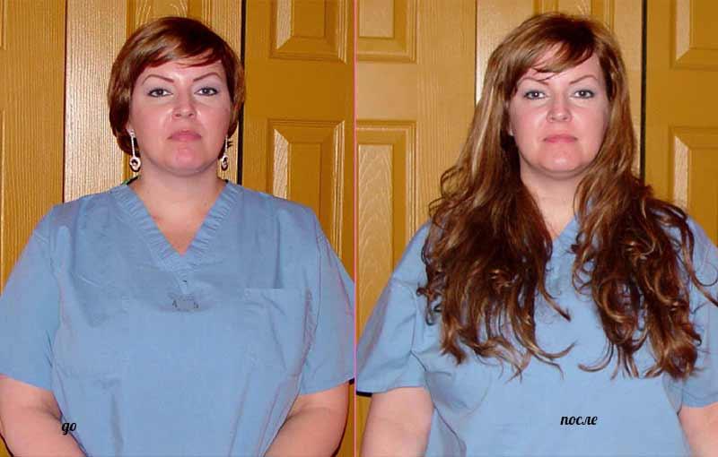 капсульное  наращивание волос на короткую стрижку