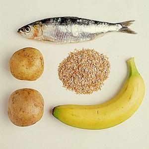 Какие продукты содержат витамин А