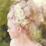 Романтичные свадебные прически на длинные волосы