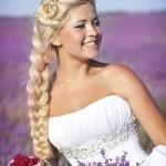 Свадебная коса
