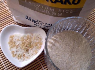 как выбрать рис для скраба