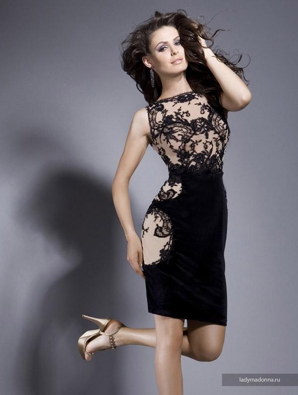 умопомрочительное нвогоднее платье миди Coco Chanel