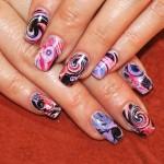 дизайн ногтей с фотодизайном