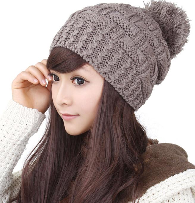 шапки женские зимние фото
