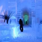 Новый год в ледяном отеле