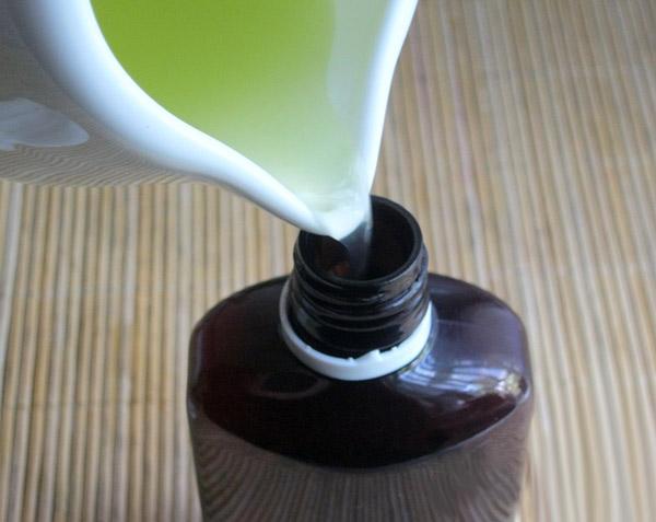 спиртовой огуречный лосьон на основе семян
