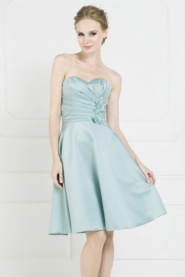 платье в модном 2015 году цвете