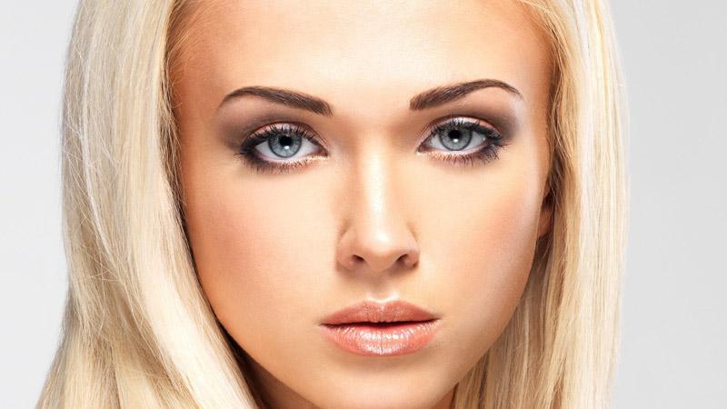 Какой макияж подходит блондинкам фото 48
