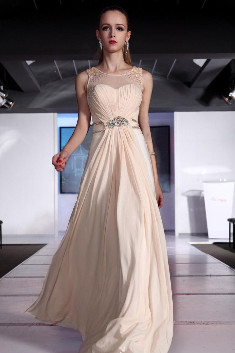 длинное вечернее платье на свадьбу