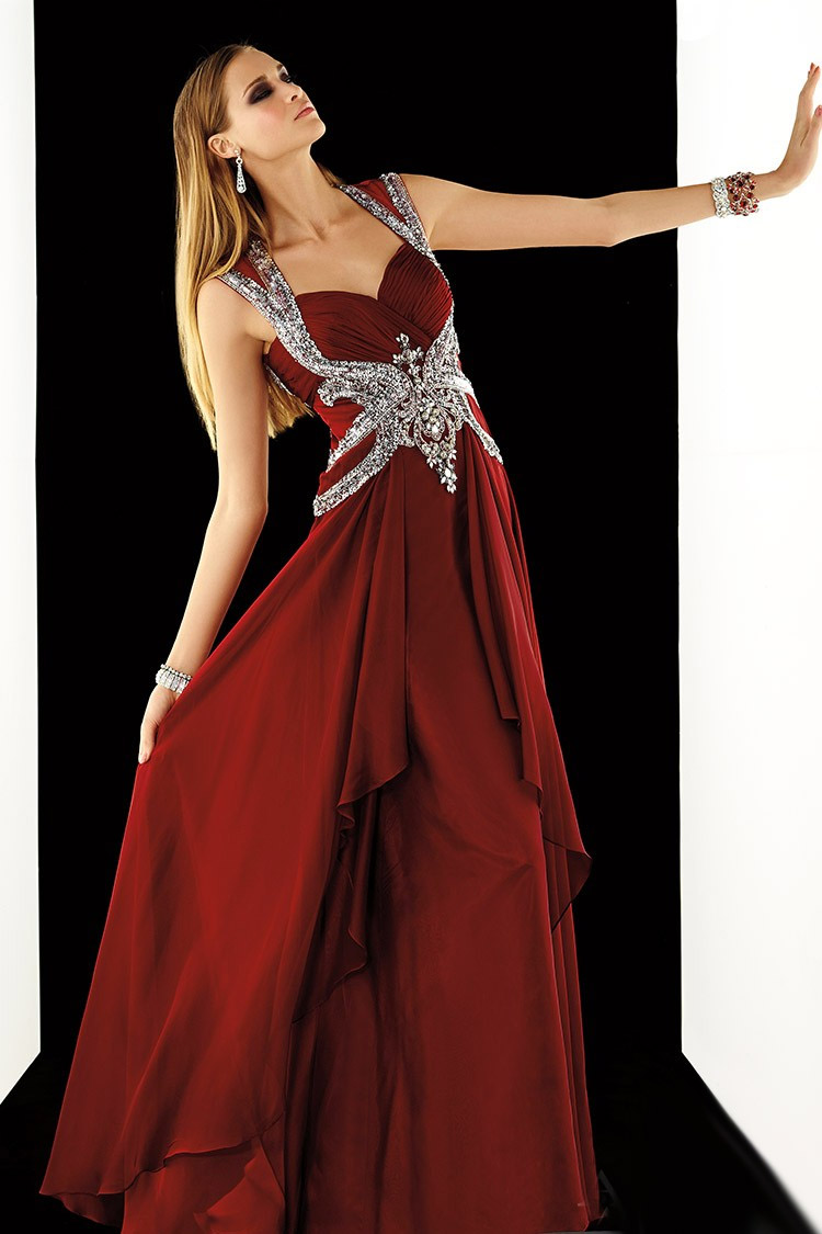 длинные прямые вечерние платья