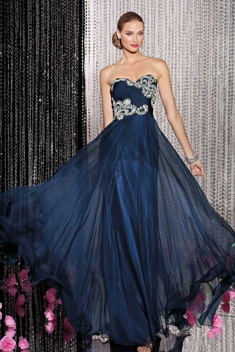 длинное вечернее платье летучая мышь