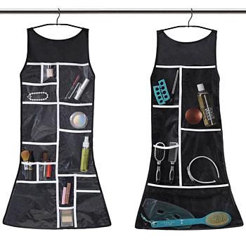 платье-органайзер для косметики и аксессуаров