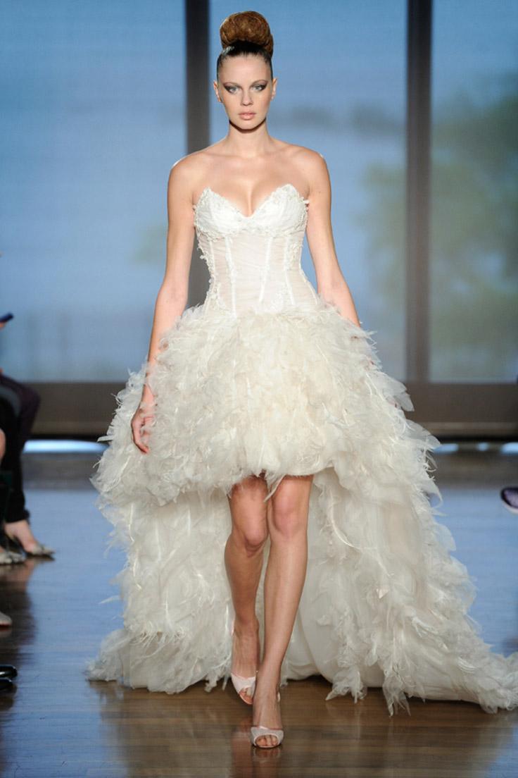 мини свадебное платье