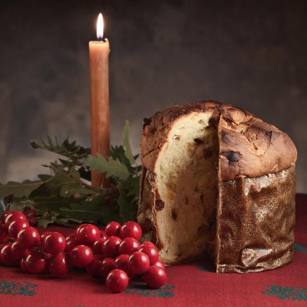 Традиционный итальянский рождественский пирог