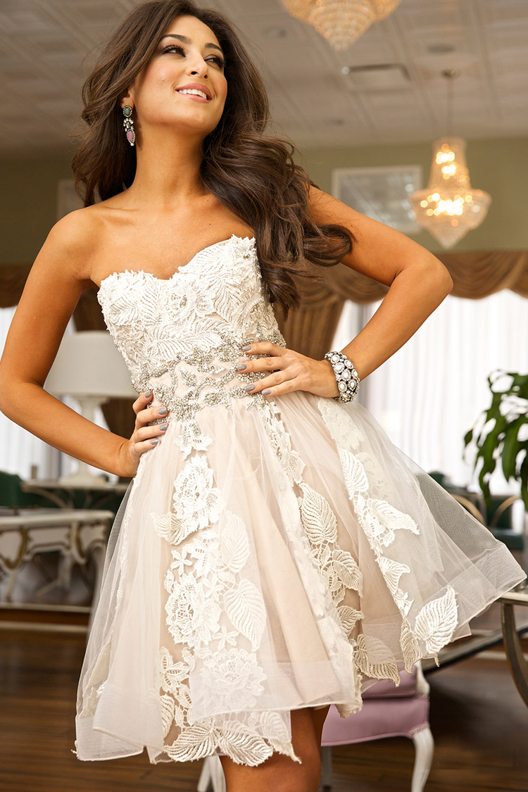 коктейльное платье 2016