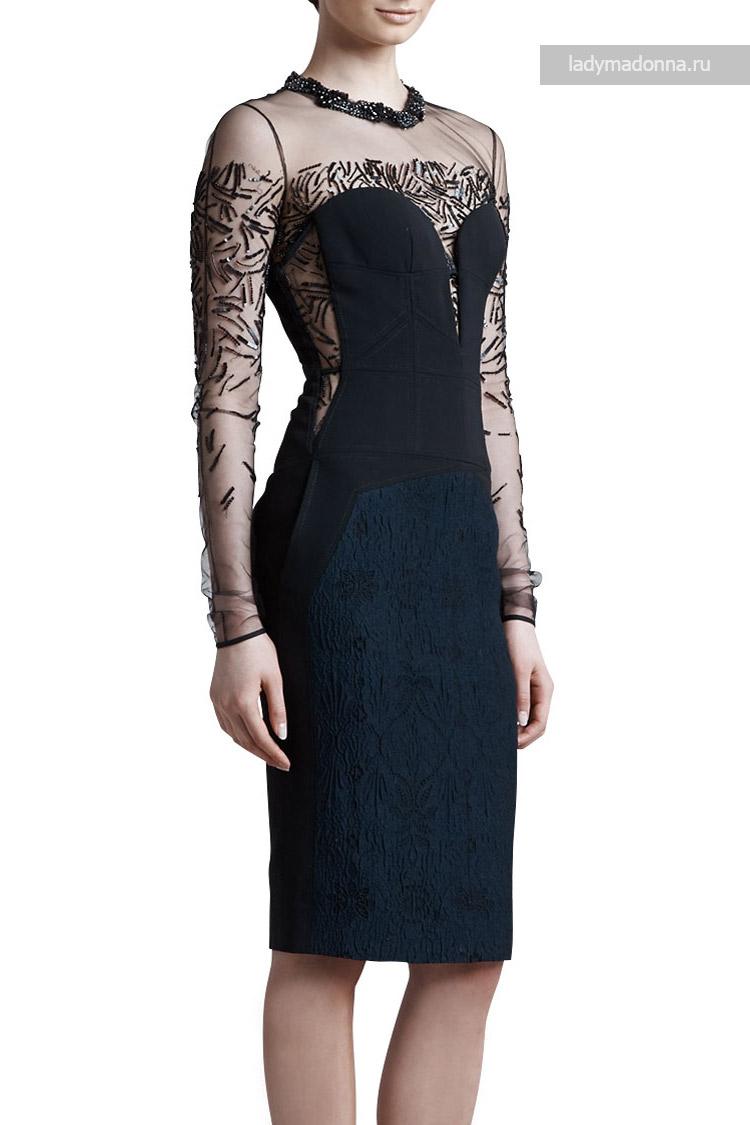 коктейльное платье для вечера