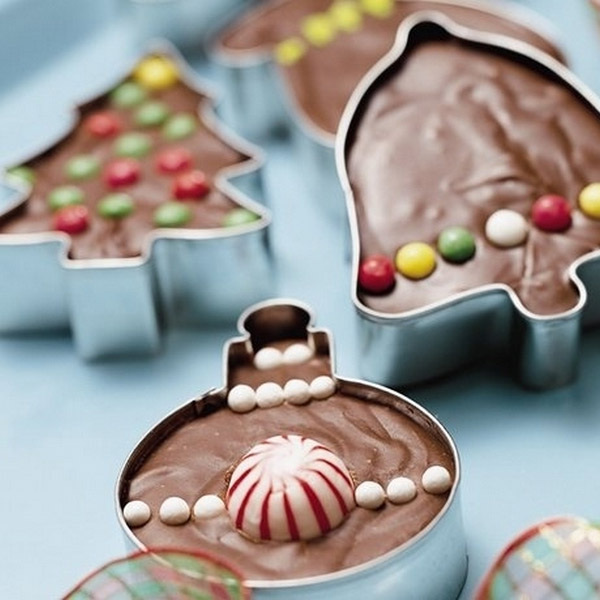 Всусняшки для детей в рождество