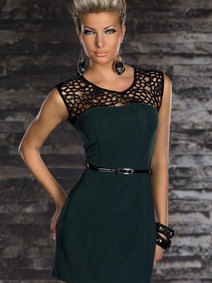 минималистическое платье