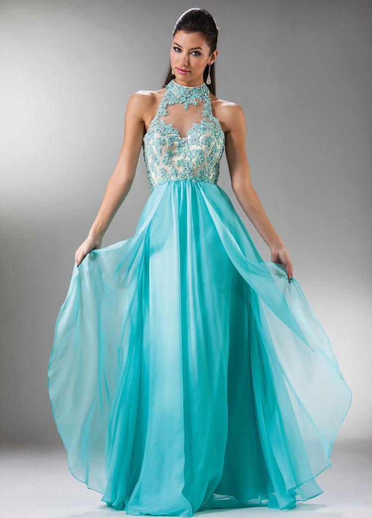 платье на выпускной 201