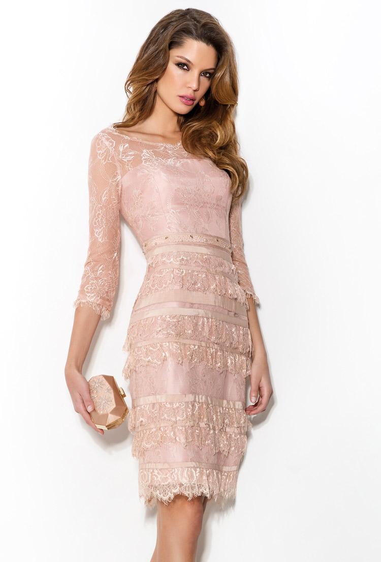 платье-футляр с стразами