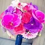 весенний букет для невесты