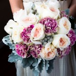 букет невесты для лета