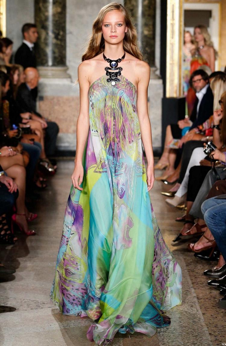 модное летнее платье 2016