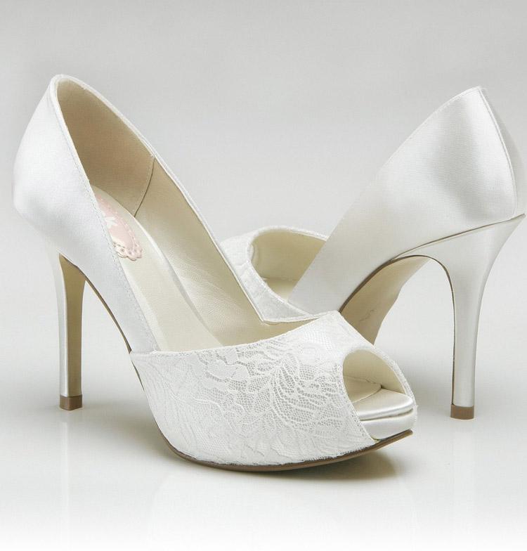 Как правильно выбирать туфли для невесты