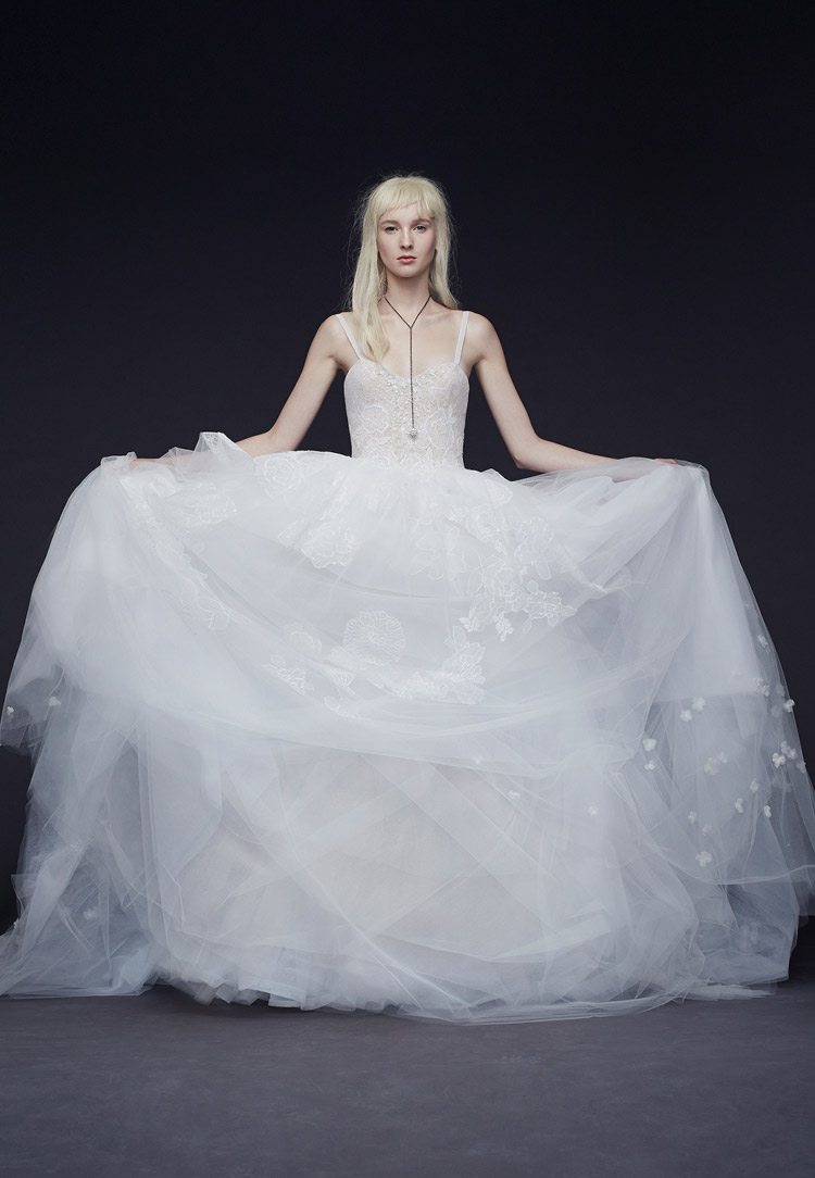 свадебное платье Vera Wang 2015