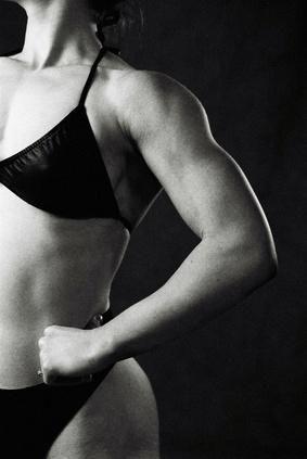 девушка после питания для набора веса спустя 2 месяца